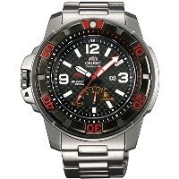 オリエント 時計 メンズ 腕時計 Orient SEL06002B Men's Limited Edition X STI M-Force Power Reserve Automatic Diver...