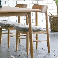 SIEVE ダイニングチェア 木製 SIEVE シーヴ saucer dining chair ソーサー ダイニングチェア 【ノベルティ対象外】 ダイニングチェア 木製 無垢 北欧 おしゃれ...