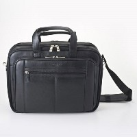 サムソナイト samsonite 43122 1041 Leather Business Laptop Case