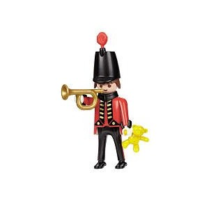 プレイモービル 5957 150周年記念 兵隊 FAO Schwarz 150th Anniversary Playmobil Toy Soldier