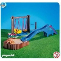 プレイモービル 7328 公園 Playmobil Playground Equipment