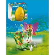 プレイモービル 4927 お花の妖精 Playmobil Egg - Fairy with Flower Throne
