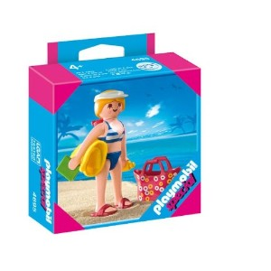 プレイモービル 4695 行楽客 Playmobil 4695 Special: Tourist on Beach