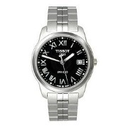 ティソ 腕時計 メンズ 時計 Tissot T-Classic PR 100 Black Dial Men's watch #T049.410.11.053.01