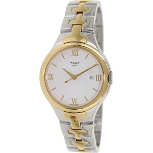 ティソ 腕時計 レディース 時計 Tissot Women's T12 T082.210.22.038.00 Two-Tone Stainless-Steel Swiss Quartz Watch...