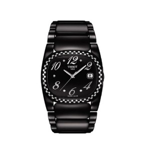 ティソ 腕時計 レディース 時計 Women's T Moments Stainless Steel Women's Watch T009.310.11.057.02