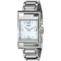 ティソ 腕時計 レディース 時計 Tissot Women's T0323091111701 Stainless Steel Analog with Stainless Steel Bezel...