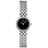 ティソ 腕時計 レディース 時計 Tissot T-Trend Tissot Lovely Black Dial Women's watch #T058.009.11.051.00