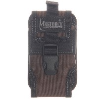 マグフォース(MAGFORCE) Butterfly Smartphone Pouch M DARKBROWN MF-0129 ■ スマホ iPhone5 ケース ホルダー サバゲー ■...