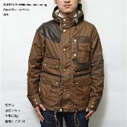 BARBOUR(バブアー)【MWX0823BR31】WAXED MOUNTAIN PARKABarkワックス マウンテン パーカーパーカー/ジャケット