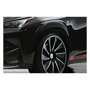 LEXUS NX(AYZ/AGZ 10/15)(H26.7〜 )BLACK BISON EDITION オーバーフェンダー