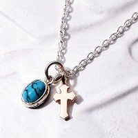 SYMPATHY OF SOUL(シンパシー・オブ・ソウル) Prayer Charm Necklace TRQ
