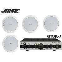 BOSE ( ボーズ ) DS16F (4SP) 天井埋込セット(MA2030) 【(DS16Fx4+MA2030x1)】 [ DS series ][ 送料無料 ]