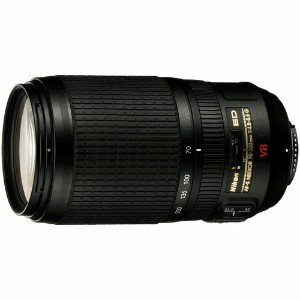 ニコン AF-S VR Zoom Nikkor ED 70-300mm F4.5-5.6G(IF) 《納期約2週間》
