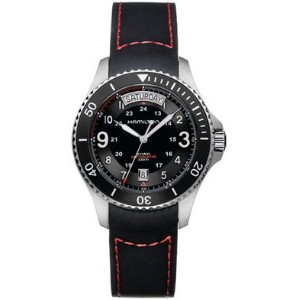 ハミルトン カーキ メンズ 腕時計 Hamilton - Men's Watches - Hamilton Khaki Scuba Automatic - Ref. H64 515 337