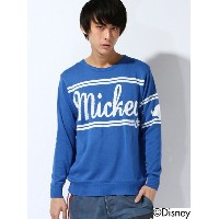 【SALE/60%OFF】VOTE MAKE NEW CLOTHES *MICKEY LOGO KNIT ヴォート メイク ニュー クローズ ニット【RBA_S】【RBA_E】【送料無料】
