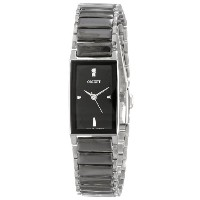 オリエント 時計 メンズ 腕時計 Orient Men's CUBRD002B0 Simple Sleek Design Watch