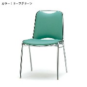 ★51%OFF★ ミーティングチェア ビニールレザー張 会議用チェア 会議チェア チェア イス 椅子 会議椅子 会議イス 会議用イス ミーティング 会社 事務所 FSR-4L