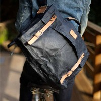 Will Leather Goods Wax Coated Canvas Messenger Bags【ゴルフ バッグ>その他のバッグ】
