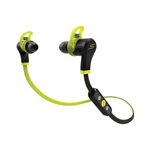 SMS Audio SYNC by 50 In-Ear Wireless Sport Headphone Yellow(イエロー)【SMS-EBBT-SPRT-YLW】Bluetooth対応スポーツ用...