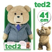 TED ぬいぐるみ TED グッズ TED2 テッド 41cm(16inch) スーツを着たTED R指定版 数量限定