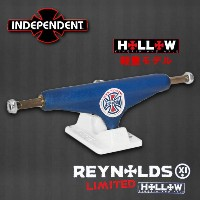 INDEPENDENT トラック STAGE11 139 REYNOLDS LIMITED HOLLOW RED WHITE BLUE 【インデペンデント】【 ステージ11 139】【スケートボード...
