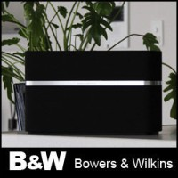 Airplay スピーカー ワイヤレス システム B&W A5 Bowers & Wilkins iphone スピーカー 「ラッピング不可」【あす楽対応_近畿】【HLS_DU】 【RCP】.