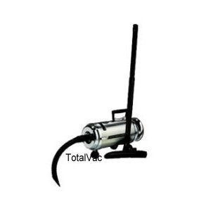 MetroVac Profession Compact Canister Vacuum 掃除機 with Deluxe Electric Power Nozzle