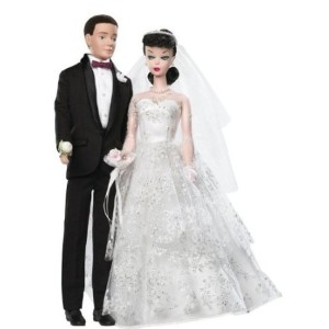 Barbie(バービー) Collector 50th Anniversary Dolls - Wedding Day Barbie(バービー) and Ken Giftset
