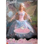 Swan Lake Barbie バービー Doll ドール as ODETTE w Light Up Wings (2003)