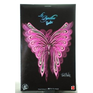 Le Papillon Barbie バービー By Bob Mackie for FAO Schwarz 人形 ドール