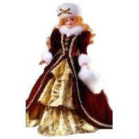 RARE, STUNNING Walt Disney (ディズニー)HAPPY HOLIDAYS Barbie(バービー) 1996. Special Edition ドー