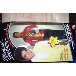 Michael Jackson Barbie バービー Doll Superstar of the 80's American Music Awards Outfit 人形 ドー