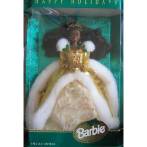 Happy Holidays Barbie バービー AA Doll - Special Edition Hallmark 2nd in Series (1994) 人形 ドール