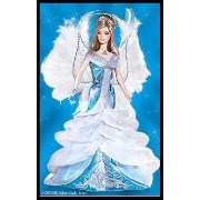 2008 Canada Exclusive Angel Barbie バービー Pink Label Collector Doll 人形 ドール