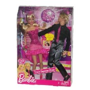 Barbie バービー I Can Be.....Dance Superstar Giftset!!! 人形 ドール