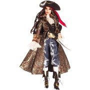 2007 Pirate Barbie バービー - Barbie バービー Collectible Gold Label 人形 ドール