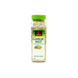 LAWRY'S 【ローリーズ ガーリックソルト WITH パセリ 935g】GARLIC SALT / COARSE GROUND WITH PARSLEY