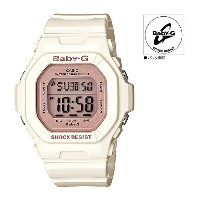 BG-5606-7BJF カシオ計算機 Baby-G Shell Pink Colors