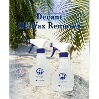Decant(R) wax remover 無臭ワックスリムーバー 300ml【 サーフィン サーフギア サーフ グッズ】