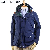 POLO by Ralph Lauren Men's Vintage Short Mountain Parka US ポロ ラルフローレン メンズ マウンテンパーカー