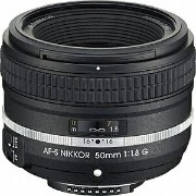 [cpa][c:0][b:8][s:0.16]【送料無料】 ニコン 交換レンズ AF-S Nikkor 50mm f/1.8G(Special Edition)【ニコンFマウント】[AFS501.8GSE]