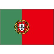 210cm 特大サイズ・アクリル・国旗 ポルトガル共和国(Portuguese Republic / Portugal 葡萄牙)・National flag【応援グッズ】