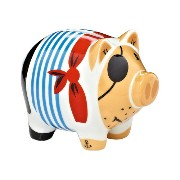 RITZENHOFF(リッツェンホフ) 貯金箱 MINI PIGGY BANK COLLECTION Sibylle Mayer