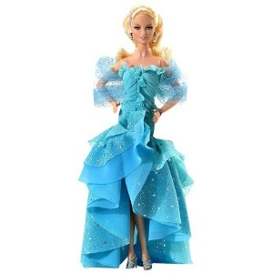 Barbie バービー Collector's Edition - Blue Gown 人形 ドール