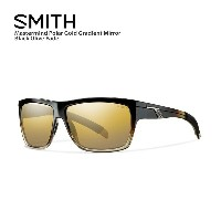 SMITH 〔スミス サングラス〕 Mastermind〔マスターマインド〕〔Black Olive Fade〕Polar Gold Gradient Mirror〔z〕