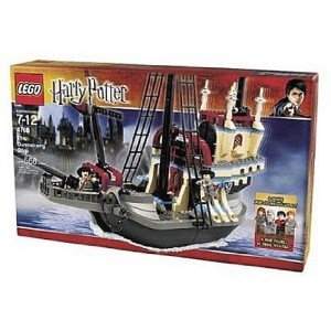 LEGO (レゴ) Harry Potter (ハリーポッター) The Durmstrang Ship with 4 Bonus Mini フィギュア 人形 (4