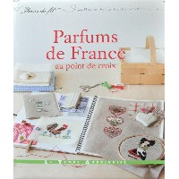 【LTA】 手芸洋書 Parfums de France au point de croix 14826-1 【あす楽】