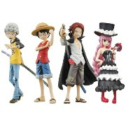 Half Age Characters【ワンピース promise of the straw hat BOX】バンダイ★特価
