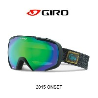 2015 GIRO ジロ ゴーグル GOGGLE ONSET OLIVE OUTPACK/LODEN GREEN
